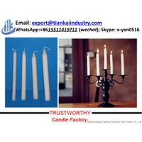 100% Paraffin Wax Prayer Candles For Votive thumbnail image