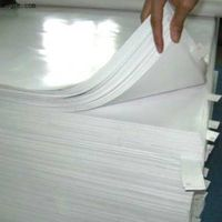 white C2S Glossy Art Paper