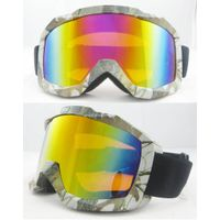Snow goggles with dual lens