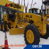 SDLG 13T motor grader G9138 with best quality and low price for sale thumbnail image