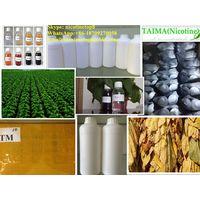 Best USP Grade 1000mg/ml pure nicotine tobacco flavors used for e-liquid