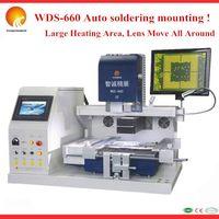 Bga Rework Station WDS-660 Automatic Bga Soldering Machine , BGA Electronic Parts Repair Xbox360