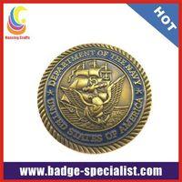 Military coin thumbnail image