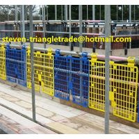 UK Scaffold Plastic Brickguard