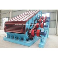 Efficient Mining Two Layer Double Frequency Vibrating Screen