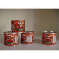 Wholesale canned 70g,210g,400g,800g,2200g tomato paste ,tomoto tomato sauce