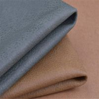 Big Lichee Pattern Artificial Leather -V002