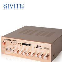 SIVITE Pro Audio Power Korea's Popular Tube Amplifier MP500