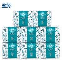 2016 Best sale/Soft Packed Bamboo Vigrin Pulp Facial Tissue/Facial Paper