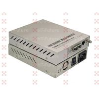 2 Fiber Port and 2 RJ45 Port 10M/100M Industrial Fiber Media Converter