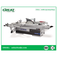 MJ-45TB sliding table saw cutting machine panel saw with high speed