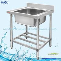 Best Brand Hand Wash Sink,Stainless Steel Kitchen Sink