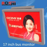 19Inch LCD LED Monitors for bus