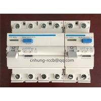 Hager type RCCB magnetic residual current circuit breaker