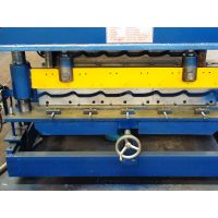 Beautiful double layer roll forming machine thumbnail image