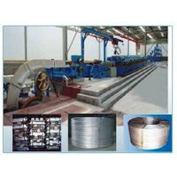 Aluminum&Alloy Rod Continuous Casting and Rolling Line for Electric Wire and Cable thumbnail image