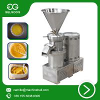 Fresh ginger sauce grinding machine sauce making machine