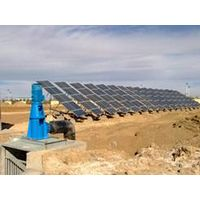30KW solar water pumping system