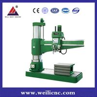 Hydraulic radial drilling machine professional manufacturer RD2500HX80 Z3080X25