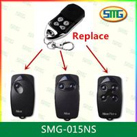Compatible Nice-flors Remote, RF Remote Control, Gate Remote Control Replacement