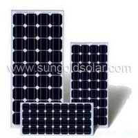 PV panel(mono 80w)