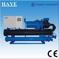 Screw water (ground) heat pump unit (dry type)