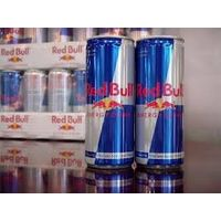 Austria Red Bull Energy Drink Red / Blue / Silver