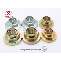 Carbon Steel Hex Flange Nuts Factory thumbnail image