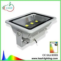 IP65 COB led flood light 180W with CE/ROHS/UL