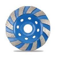 pressed standard cup wheel
