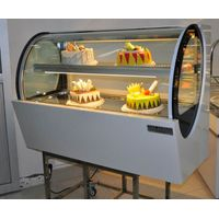 Table top /Countertop Pastry cake display cooler