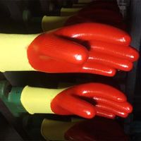 Industrial Working Safety Latex Crinkle Gloves Dipping Machine thumbnail image