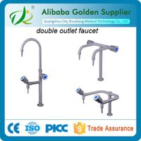 many different kind of laboratory faucets