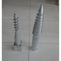 steel screw piles