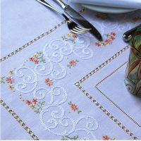 embroidery Table Cloth thumbnail image