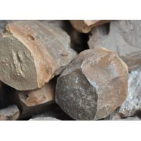 Slag Fused Refining Calcium Aluminate Low Melting Point For Steel Making