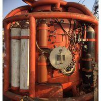 3 Man Mixed Gas Diving Bell