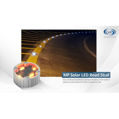 Solar LED Road Safety products / Solar(optional) LED Crosswalk Floor-installing Traffic Signal