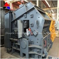 Dingbo Large Type Impact Crusher for Building Construction
