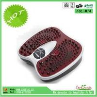 2015 New Cheap Products Electric Foot Massage/Vibrating Foot Massager Machine with CE, ROHS