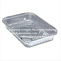 China's manufacturer of ALUMINUM FOIL CONTAINER with competitive price