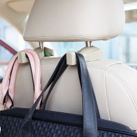 2PCS Universal Car Back Seat Headrest Hanger Holder Hook