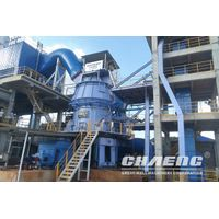 Raw Material Vertical Roller Mill