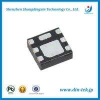 Single-P DFN High Performance Mosfet
