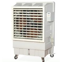 industrial mobile evaporative air cooler CY-18CM