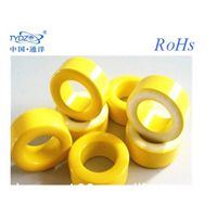 Yellow & whithe  Ring Core