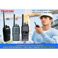 Best Walkie Talkie company in india