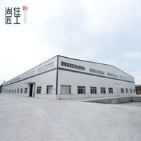 prefabricated steel structure warehouse thumbnail image