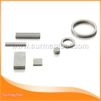 High quality permanent SmCo magnet