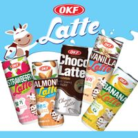 OKF Latte Series